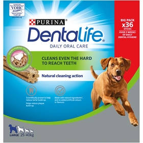 Hundtugg Purina Dentalife Large Big Pack, 1,27 kg, 4100384