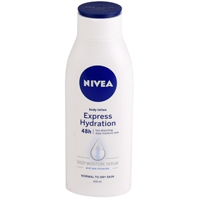 Bodylotion Nivea Express Hydration, 400 ml, 3600077