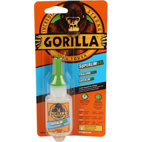 Superlim Gorilla, gel 15 ml, 3804806