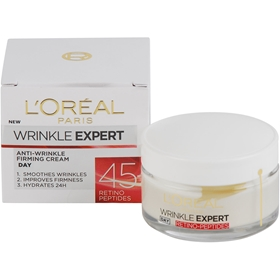 Dagcreme L'Oréal Paris Wrinkle Expert Anti-Wrinkle Firming Cream 45+ Day, 50 ml, 3607266