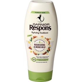 Balsam Garnier Respons Nourishing Almond Milk, 400 ml, 3609356