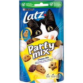 Kattgodis Purina Party Mix Cheezy, 60 g, 4100183