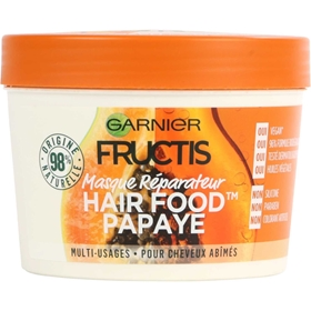 Hårinpackning Garnier Fructis Hair Food Papaya, 390 ml, 3608803