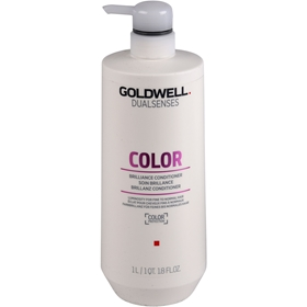 Balsam Goldwell Dualsenses Color Brilliance, 1 liter, 3607836