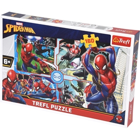 Pussel Marvel Spiderman, 160 bitar, 3111479