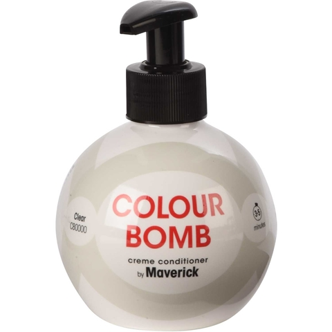 Färginpackning Colour Bomb Clear, 250 ml, 3608739