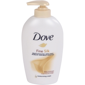Tvål Dove Fine Silk, 250 ml, 3604622