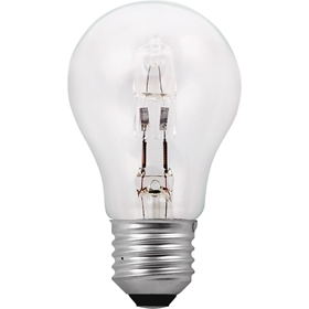 Halogenlampa E27 Bright, 53W normal 840 lm, 3502811